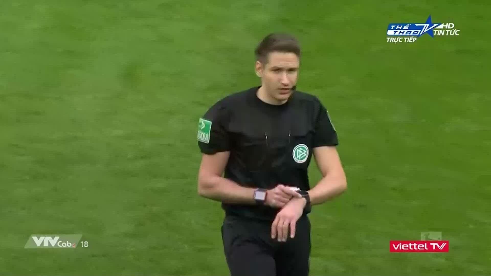 Dortmund 3-0 Bielefeld