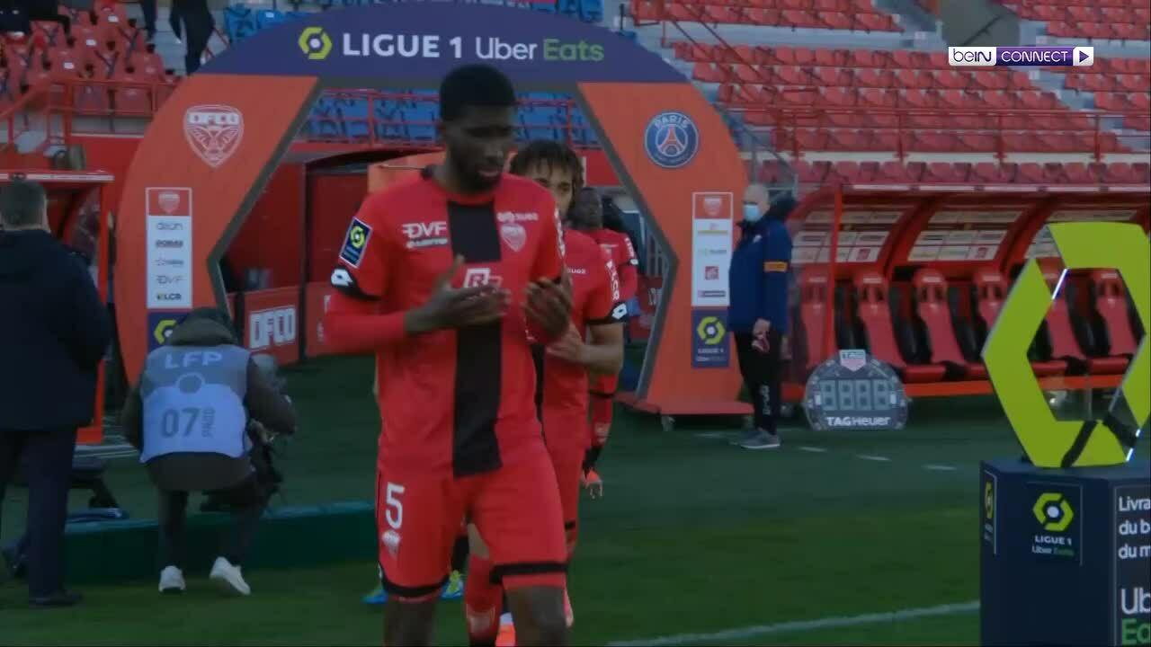 Dijon 0-4 PSG