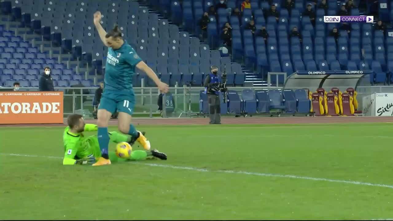 AS Roma 1-2 Milan