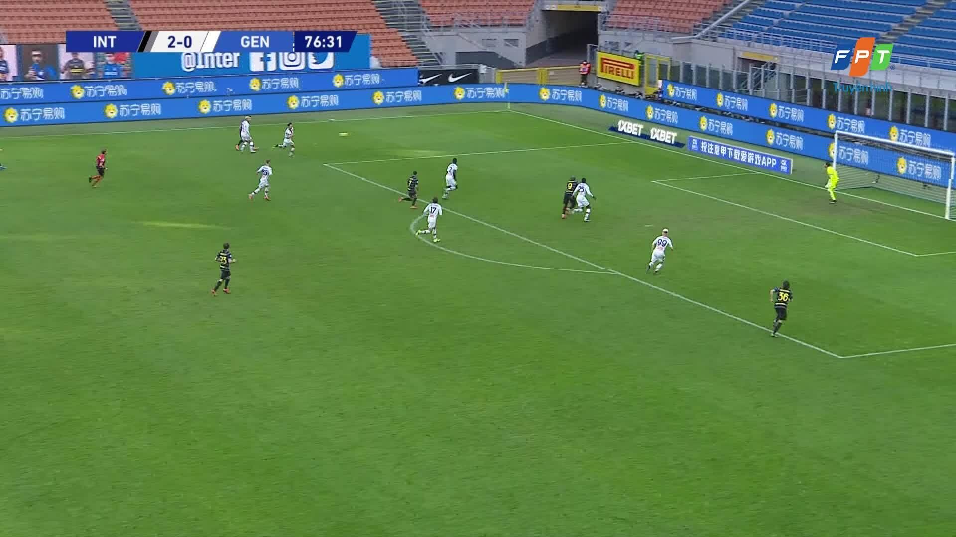 Inter 3-0 Genoa