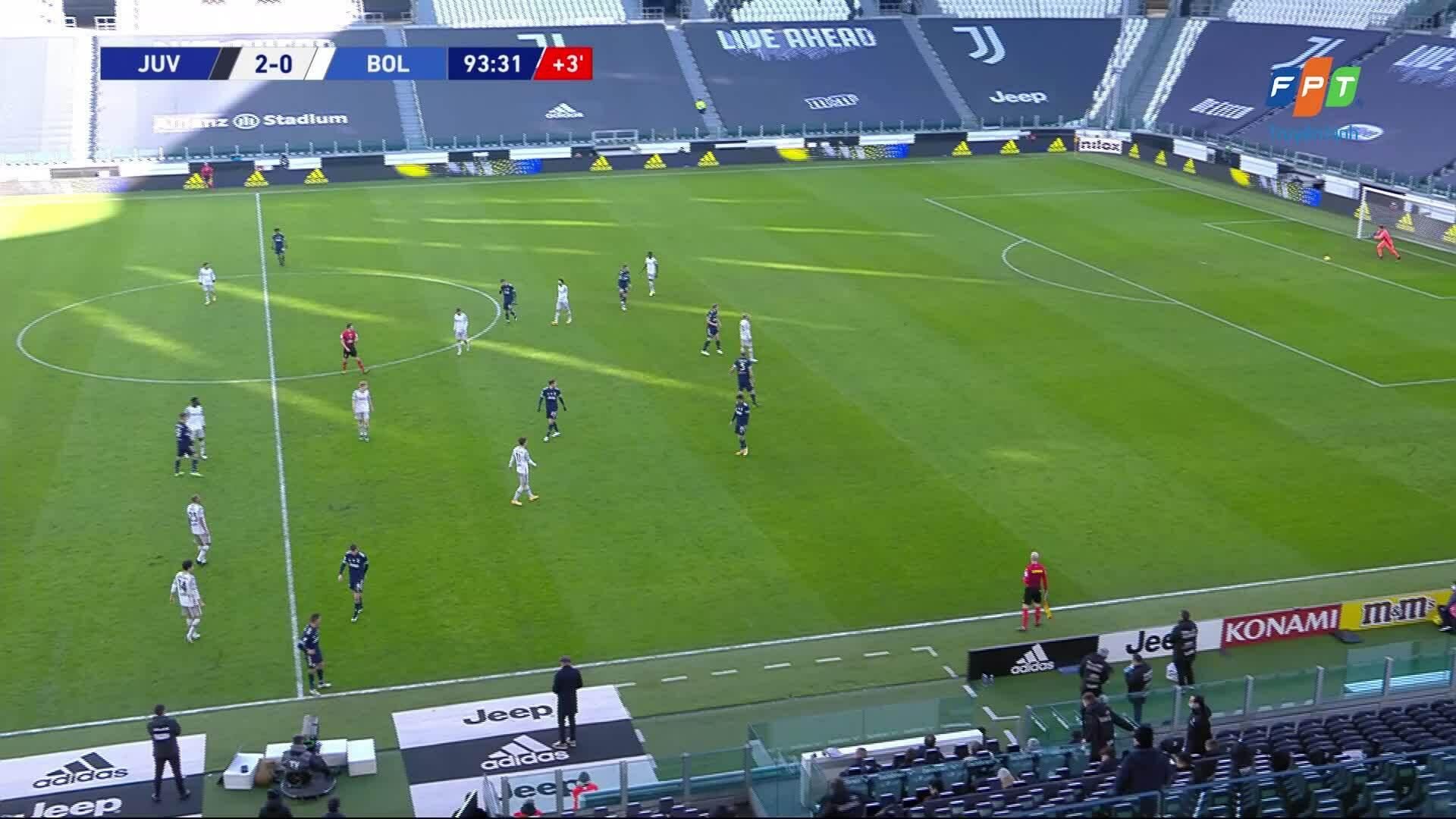 Juventus 2-0 Bologna