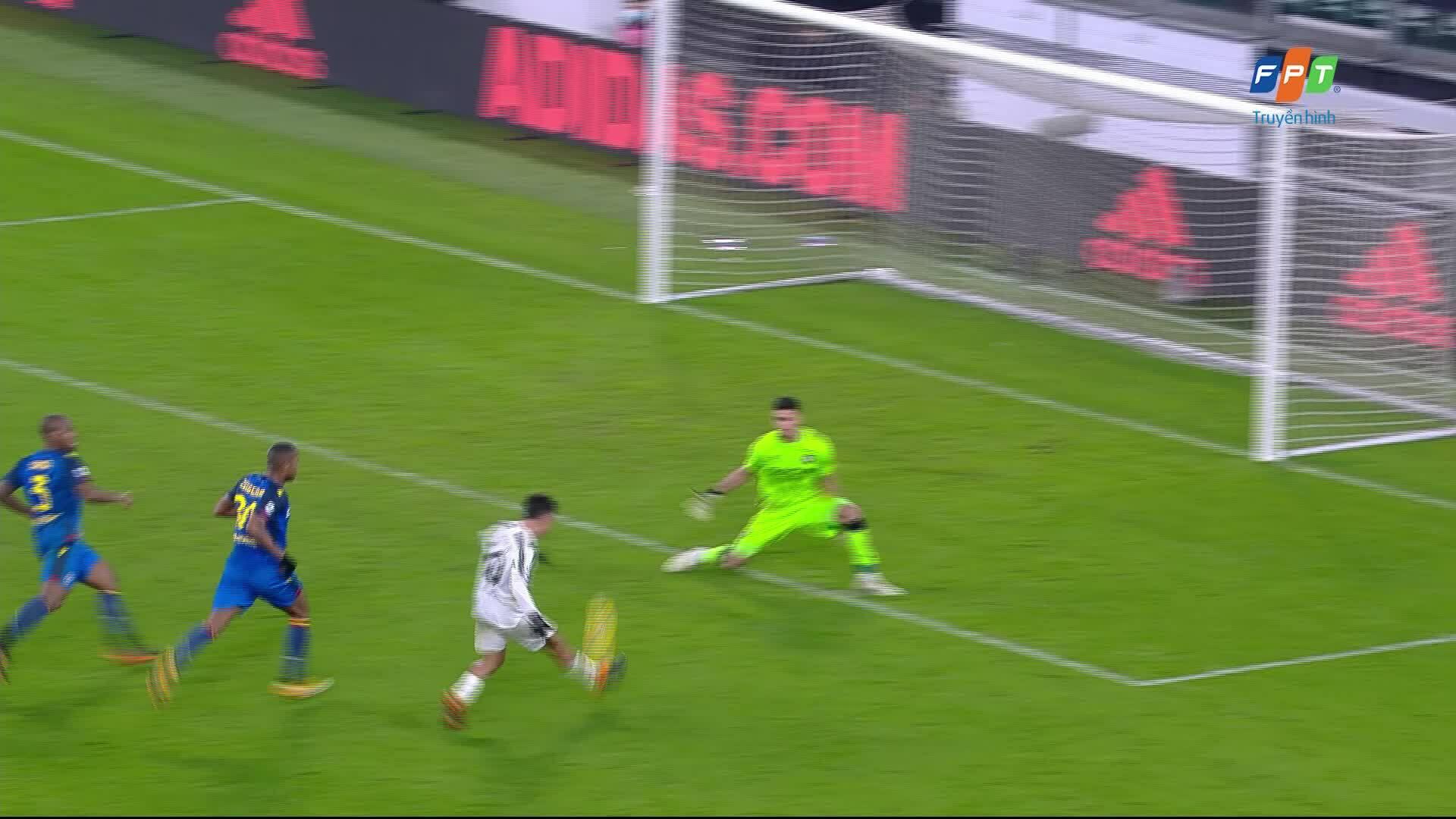 Juventus 4-1 Udinese