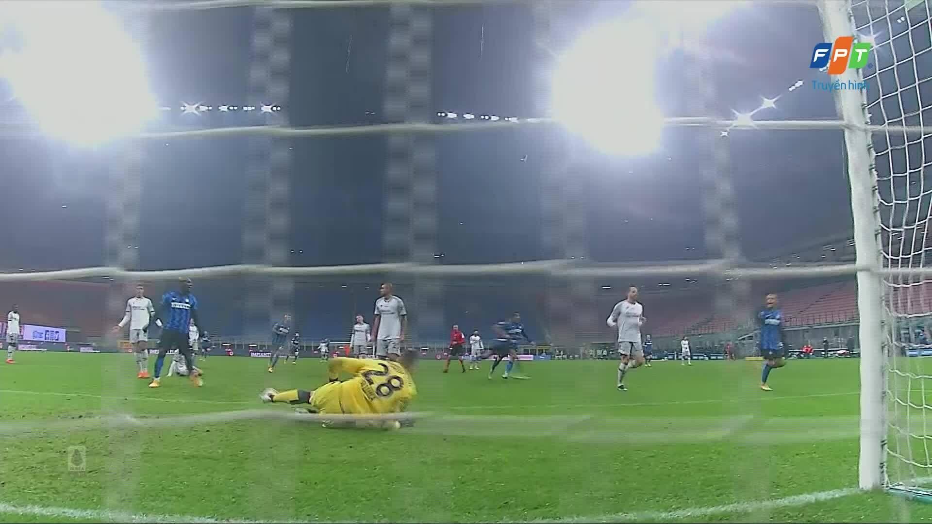 Inter 3-1 Bologna