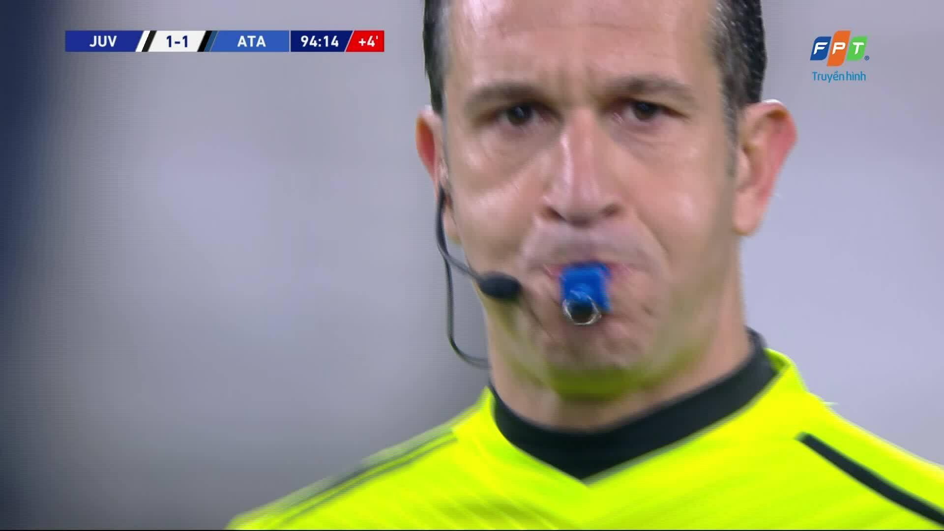 Juventus 1-1 Atalanta