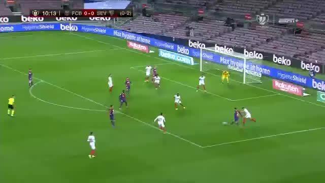 Barca 3-2 Sevilla