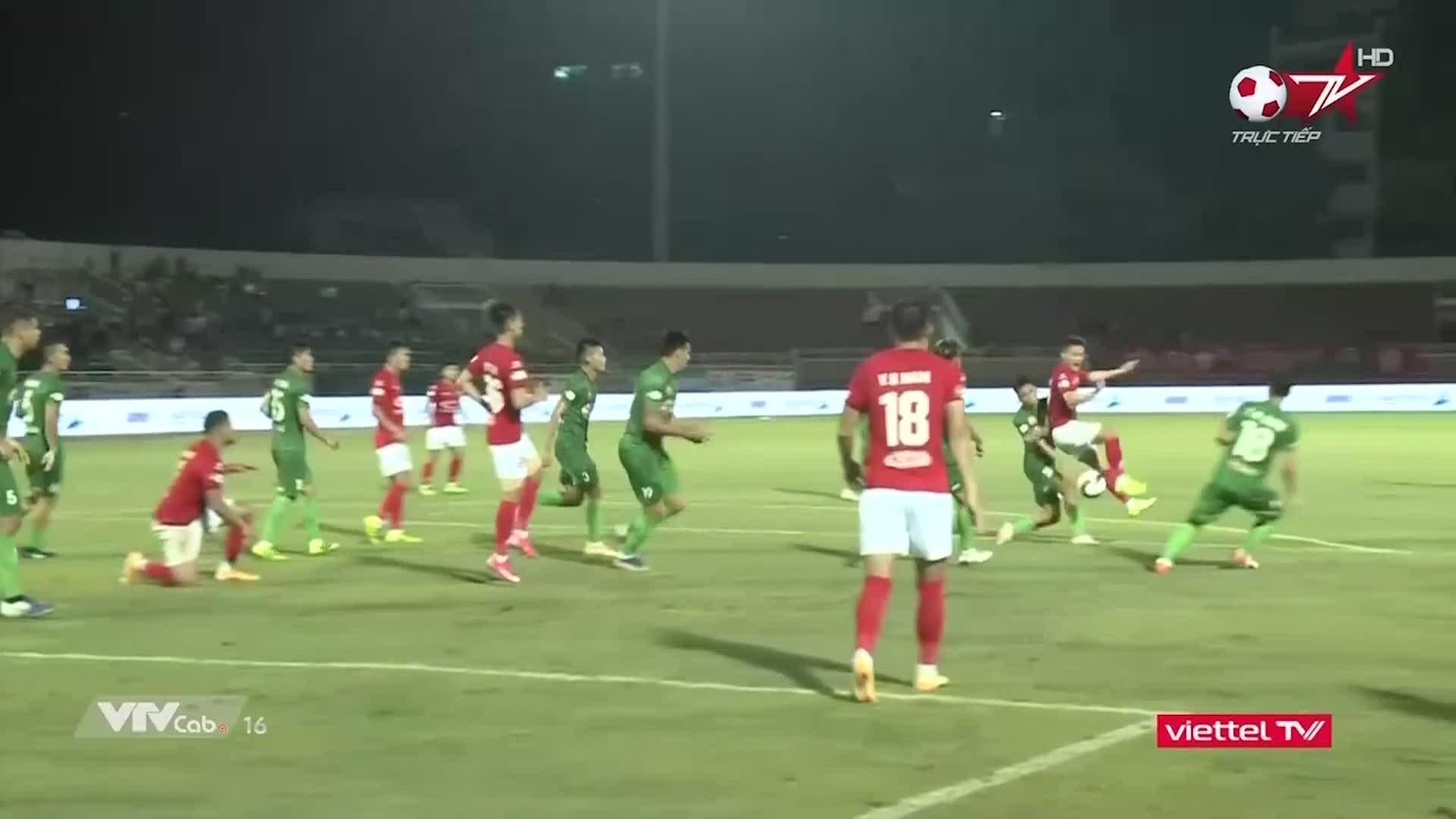 1-0 untuk HCMC