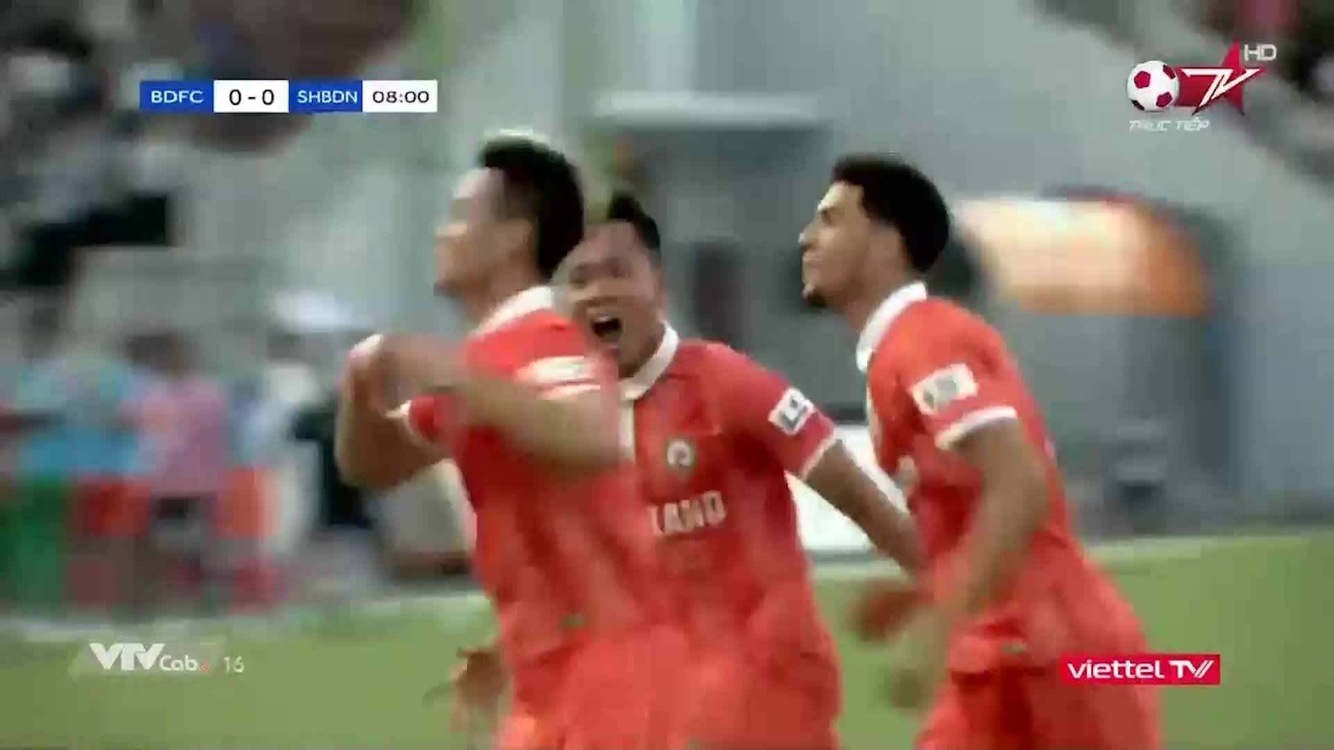 Bình Định 1-0 Đà Nẵng