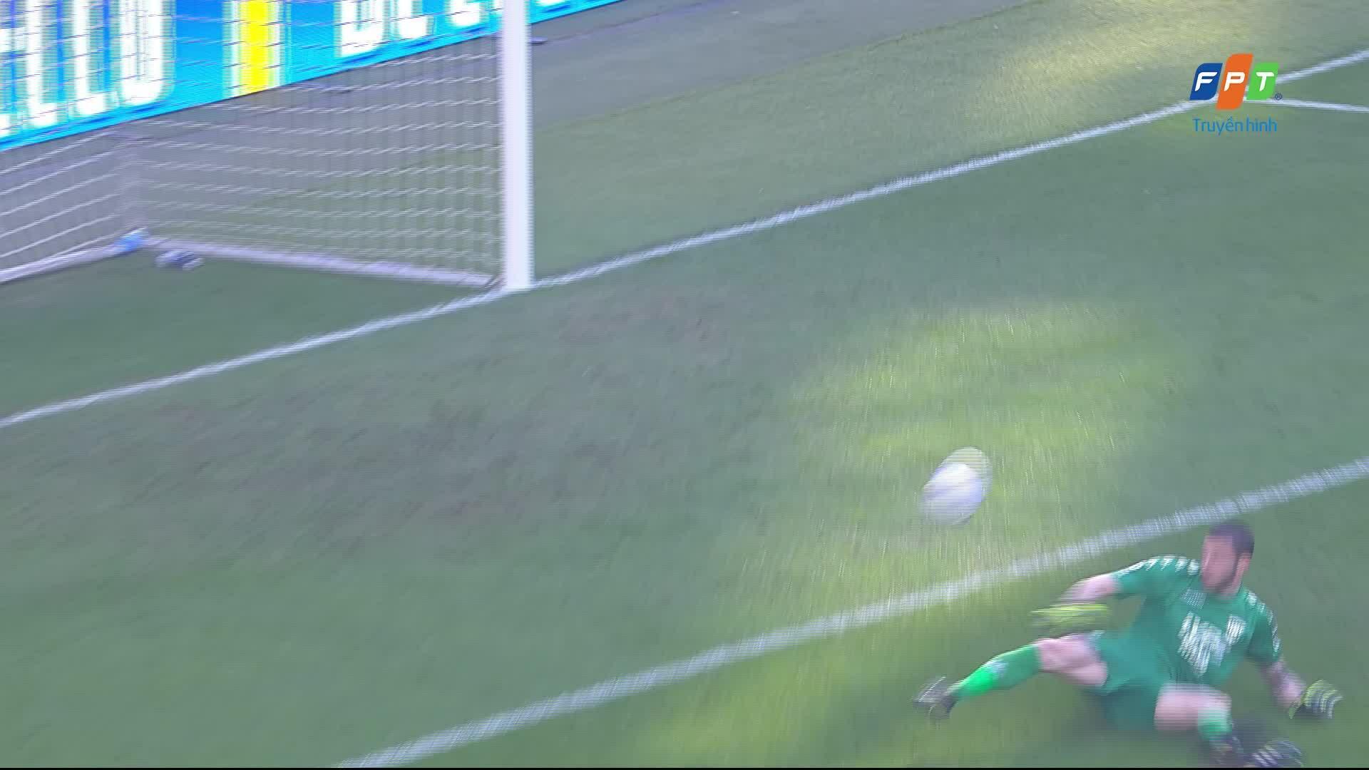 ยูเวนตุส 0-1 เบเนเวนโต