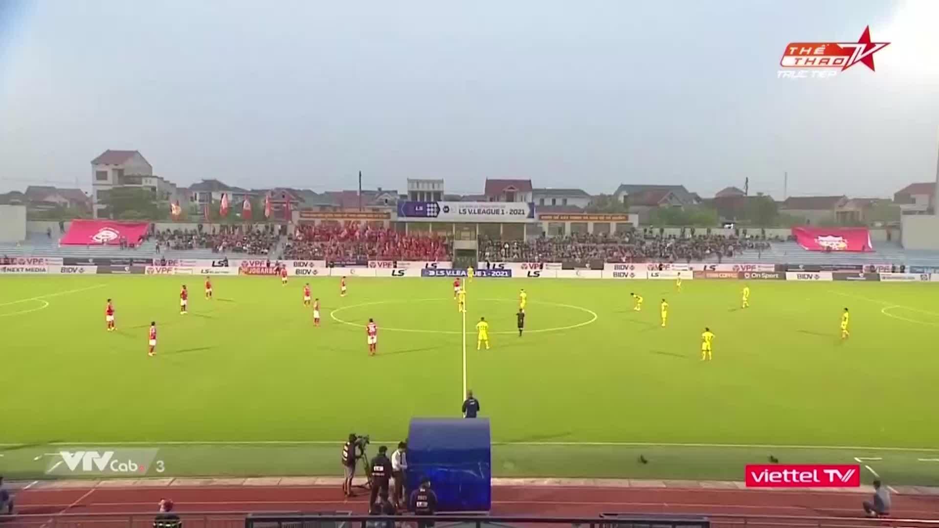 เวียตเทล 0-3 HAGL