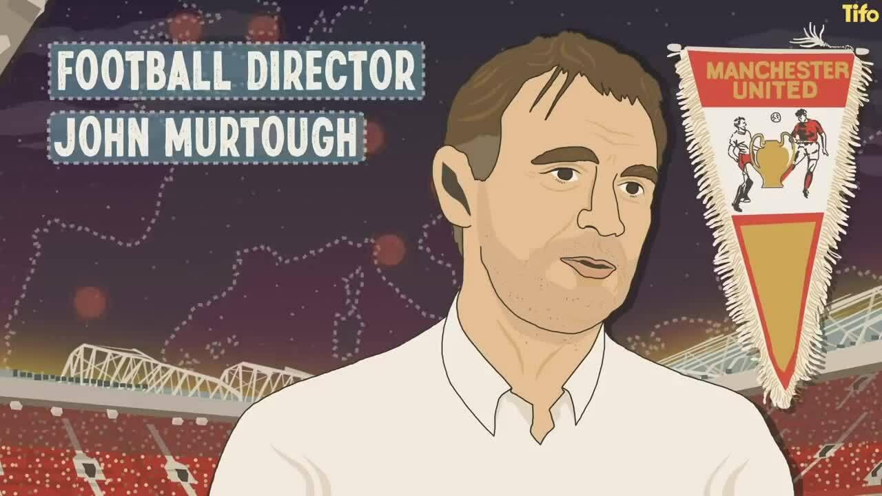 Tân giám đốc Man Utd
