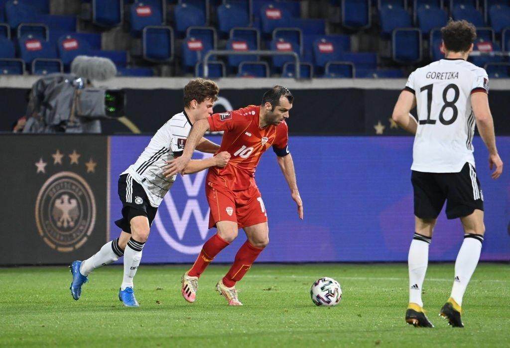 เยอรมนี 1-2 มาซิโดเนียเหนือ