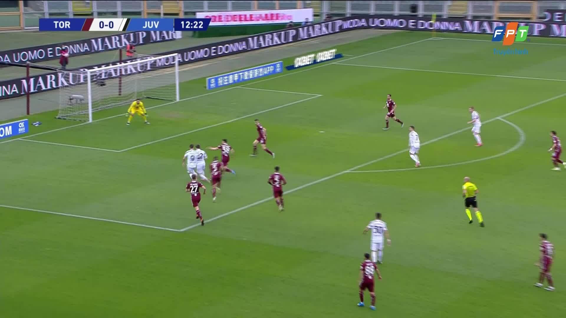 Torino 2-2 Juventus