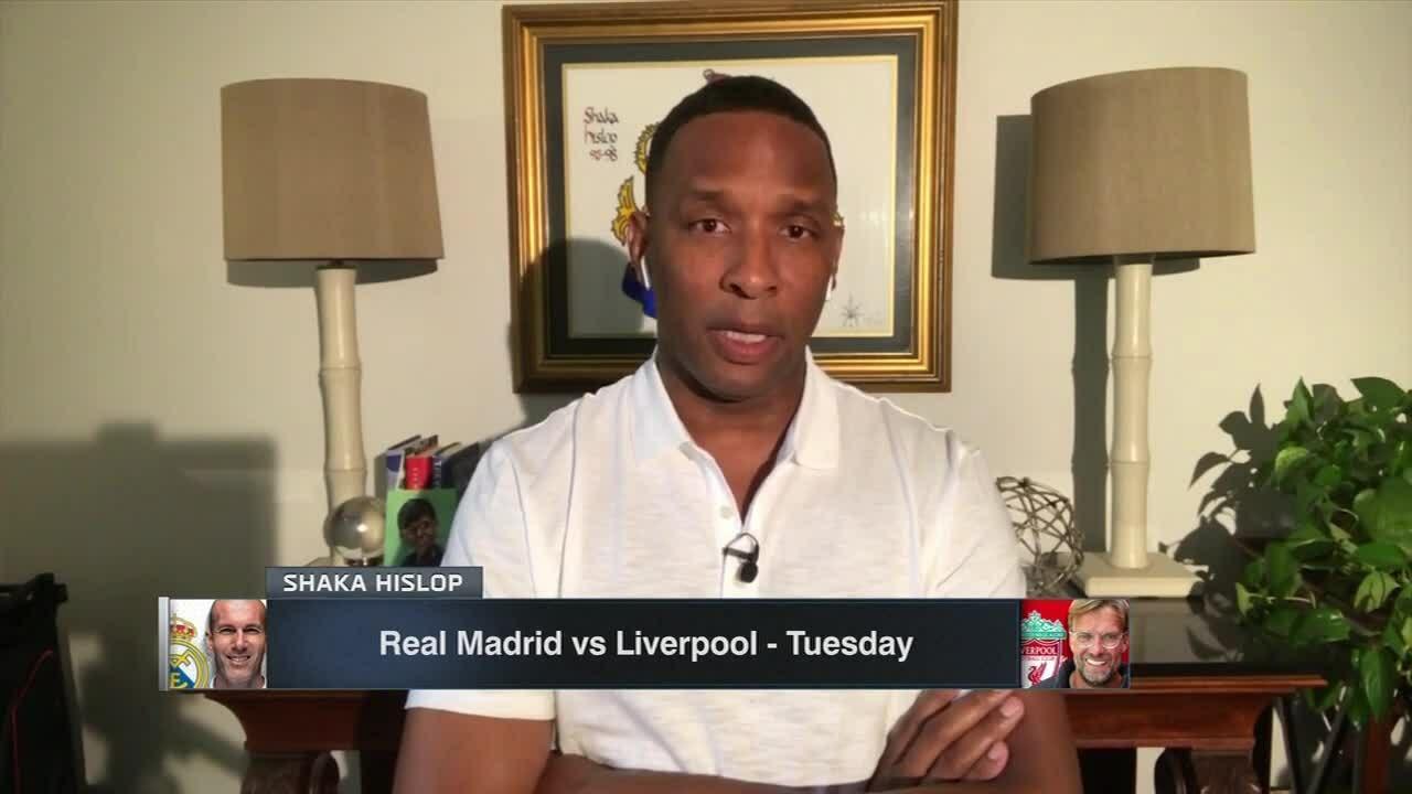 Lini tengah akan menentukan pertandingan Real - Liverpool