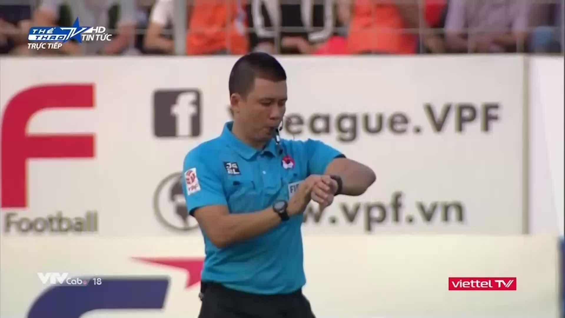 Đà Nẵng 0-2 HAGL