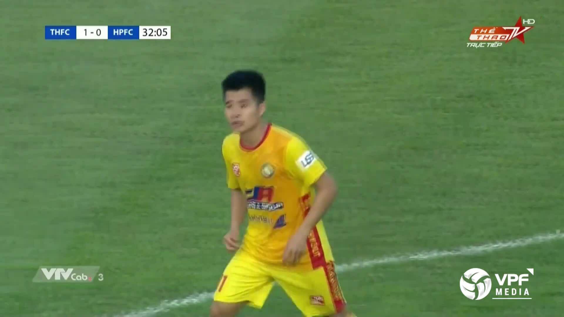 Thanh Hoa 3-0 Hai Phong