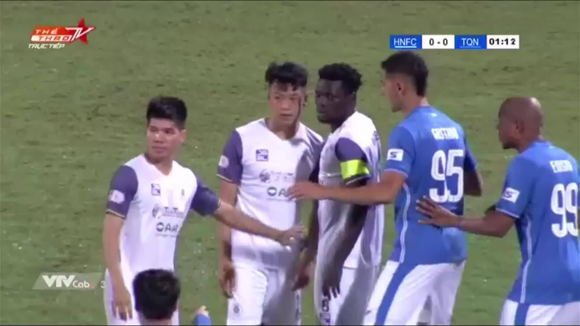 Hà Nội 4-0 Quảng Ninh