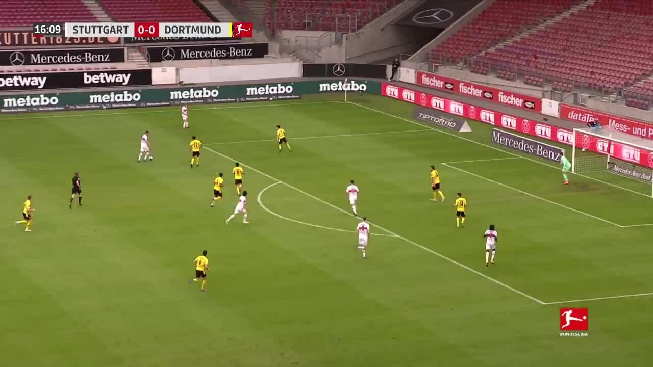 Stuttgart 2-3 Dortmund
