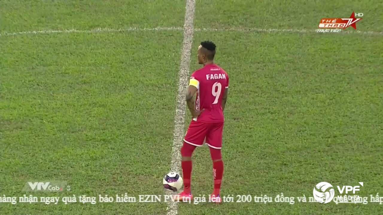 Hải Phòng 0-0 Đà Nẵng
