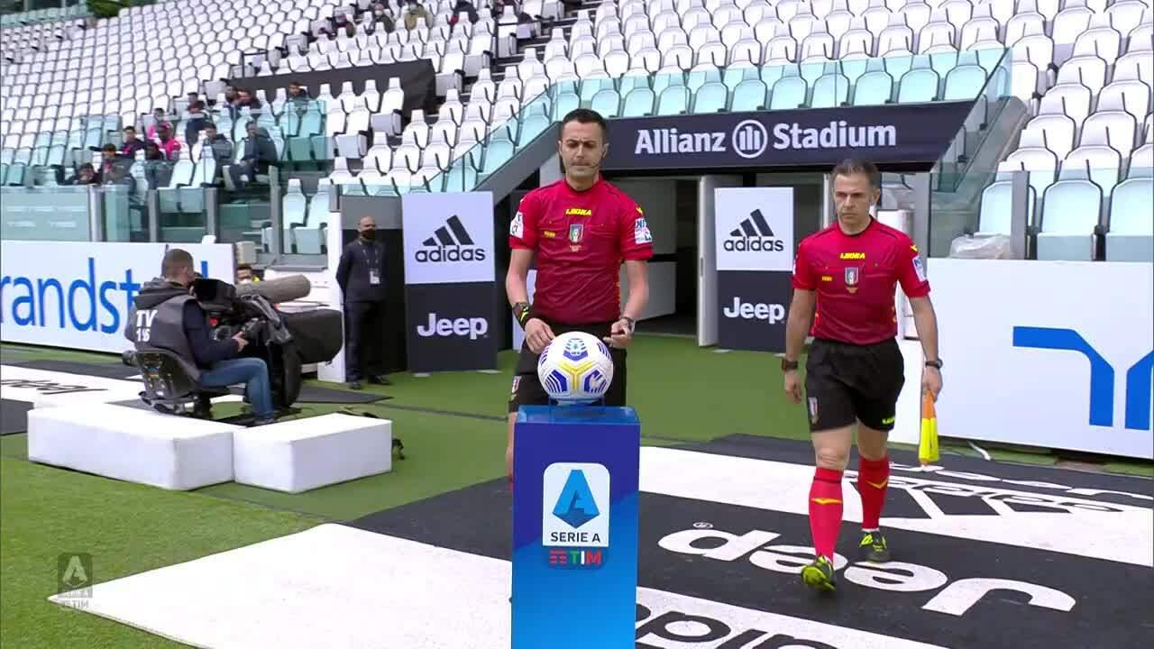Juventus 3-1 Genoa