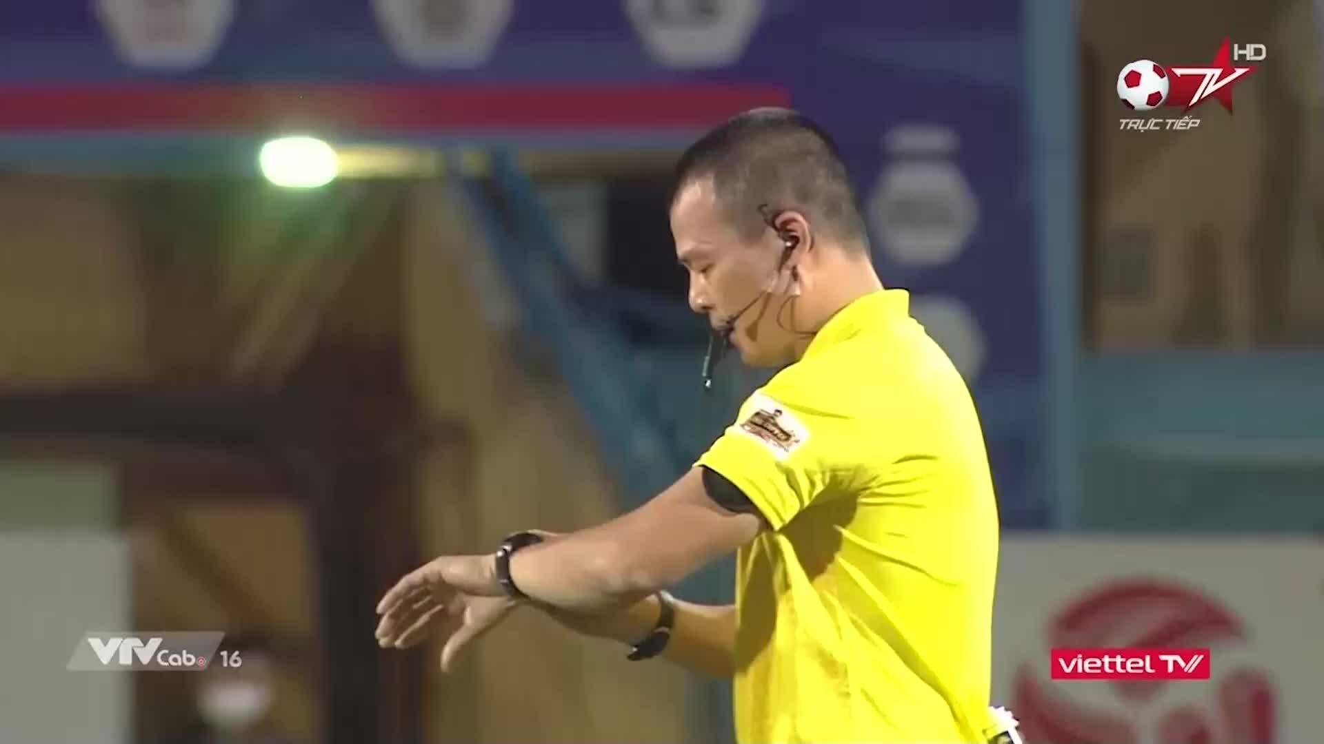Viettel 2-1 Quảng Ninh