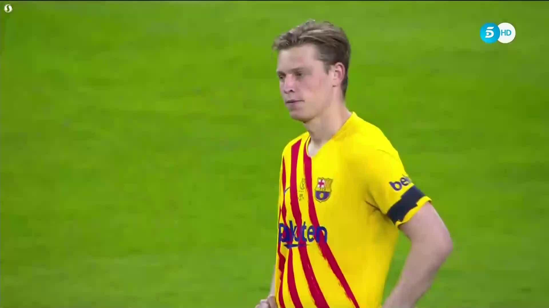 Athletic 0-4 Barca