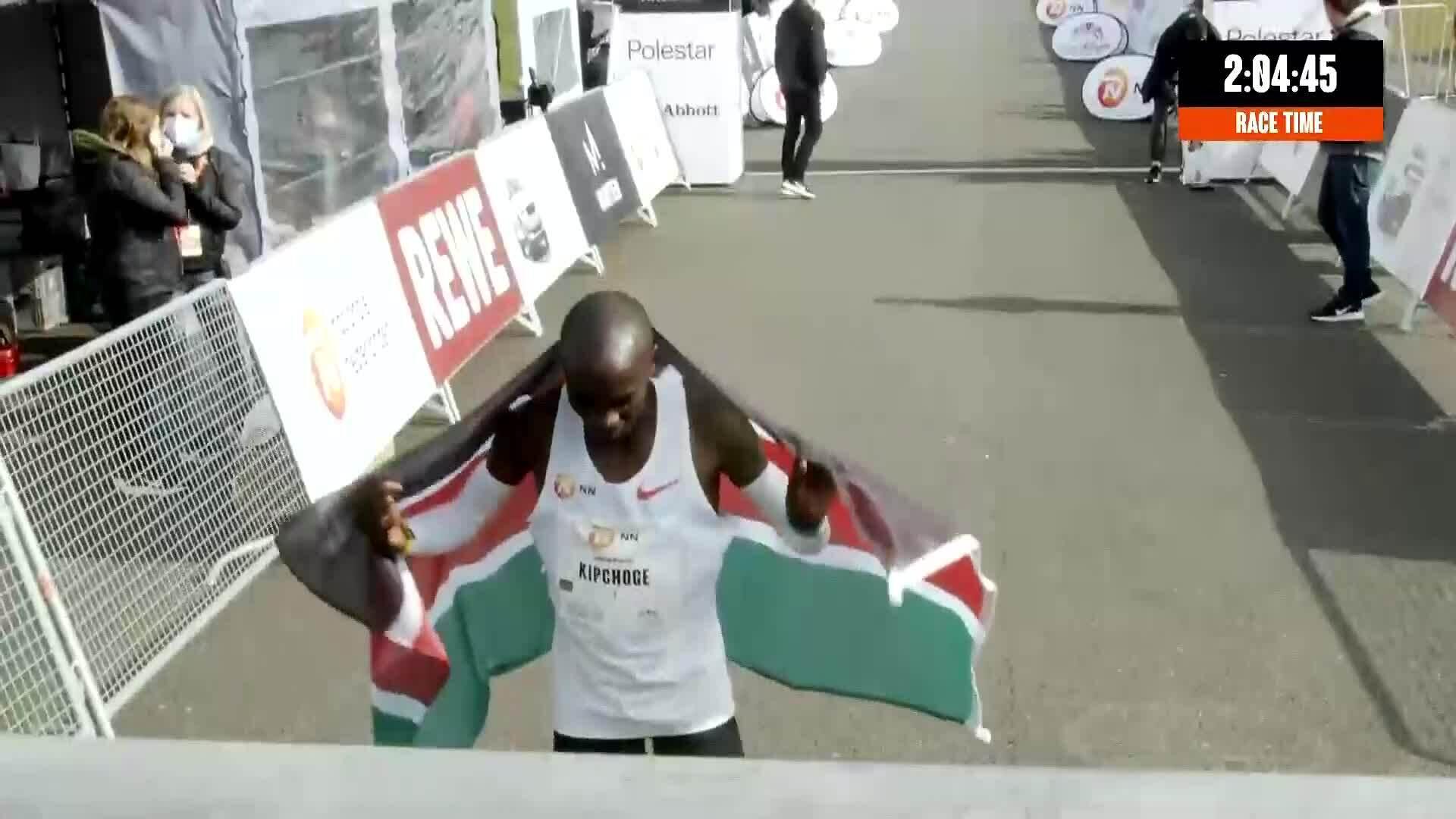 Truyền hình trực tiếp: NN Mission Marathon
