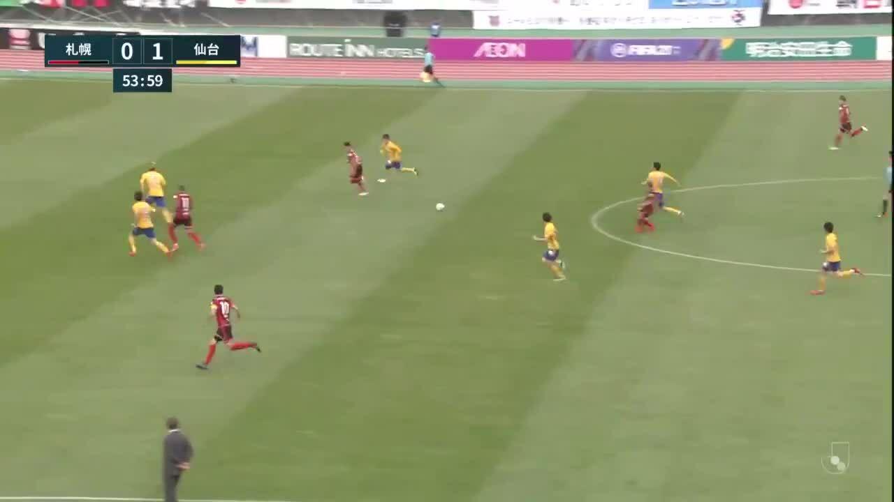 Chanathip membantu dalam pertandingan J-League ke-100