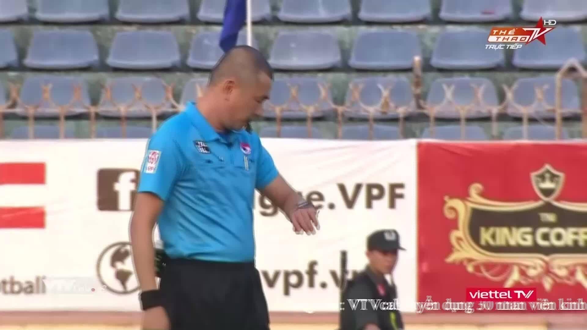 Quang Nam 3-2 Saigon