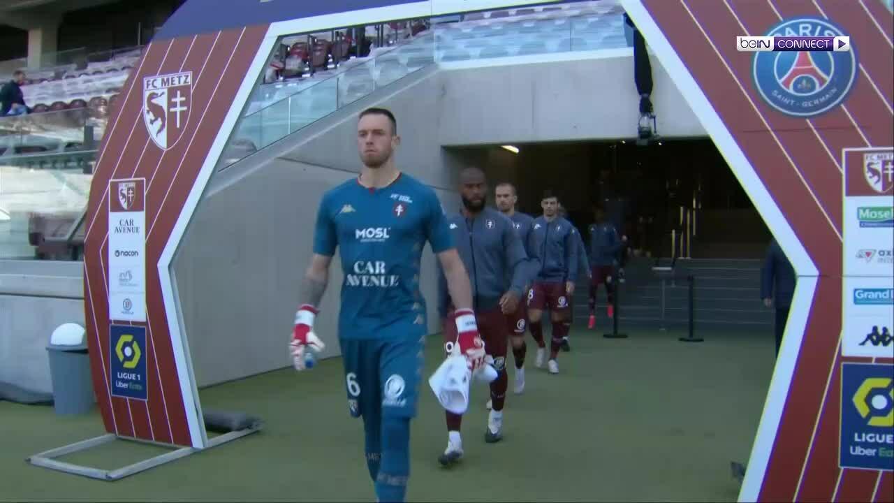 Metz 1-3 PSG