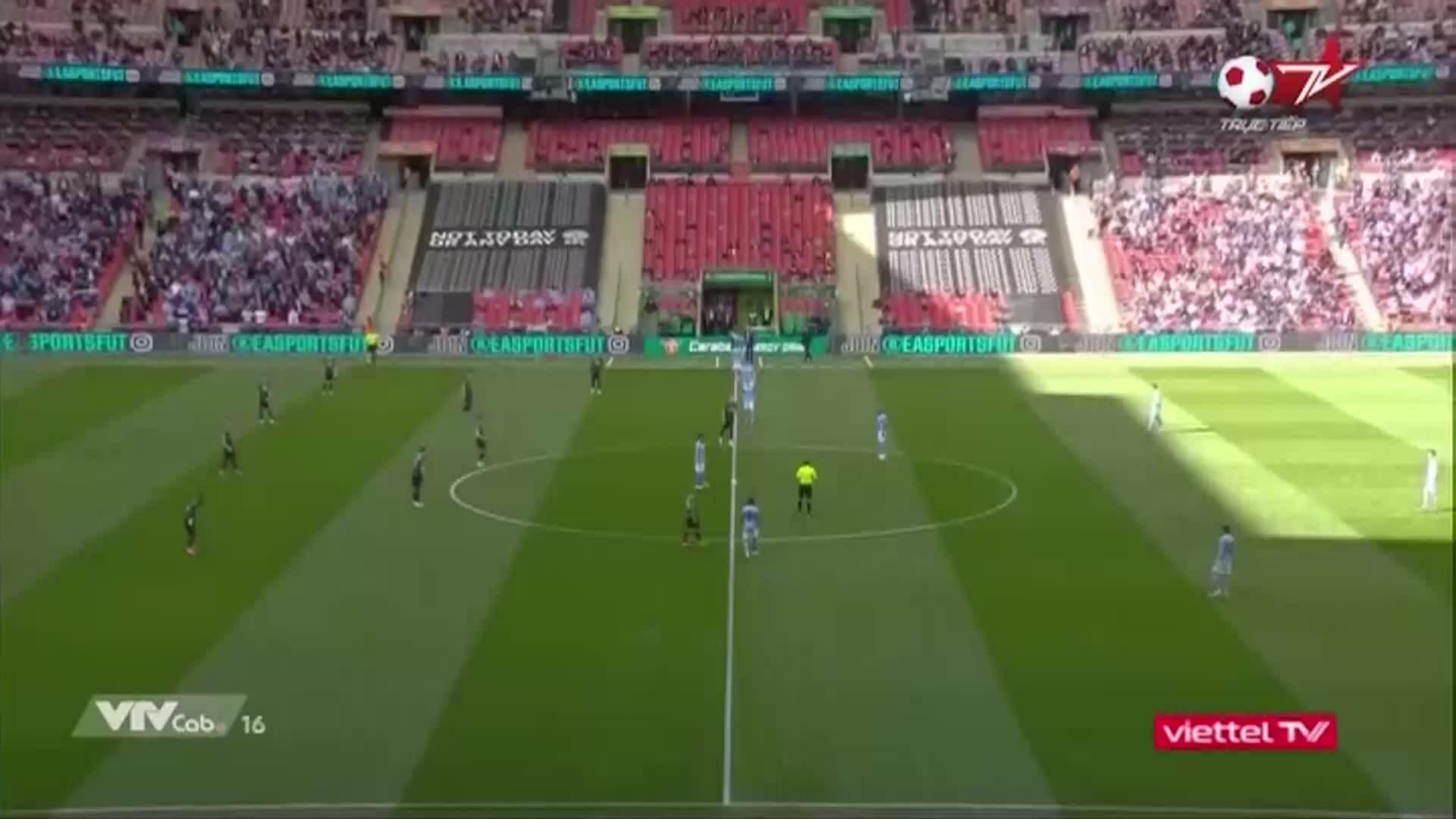 Man City 1-0 Tottenham