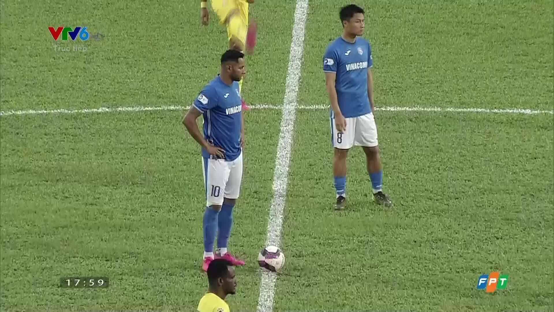 Quảng Ninh 0-1 Nam Định