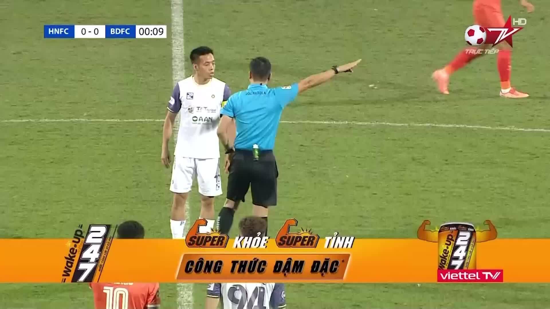 Hà Nội 0-1 Bình Định