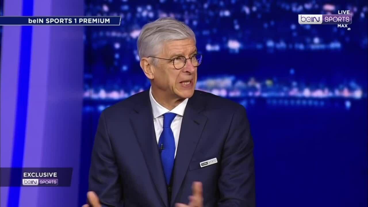 Wenger mengkritik semangat kompetitif PSG