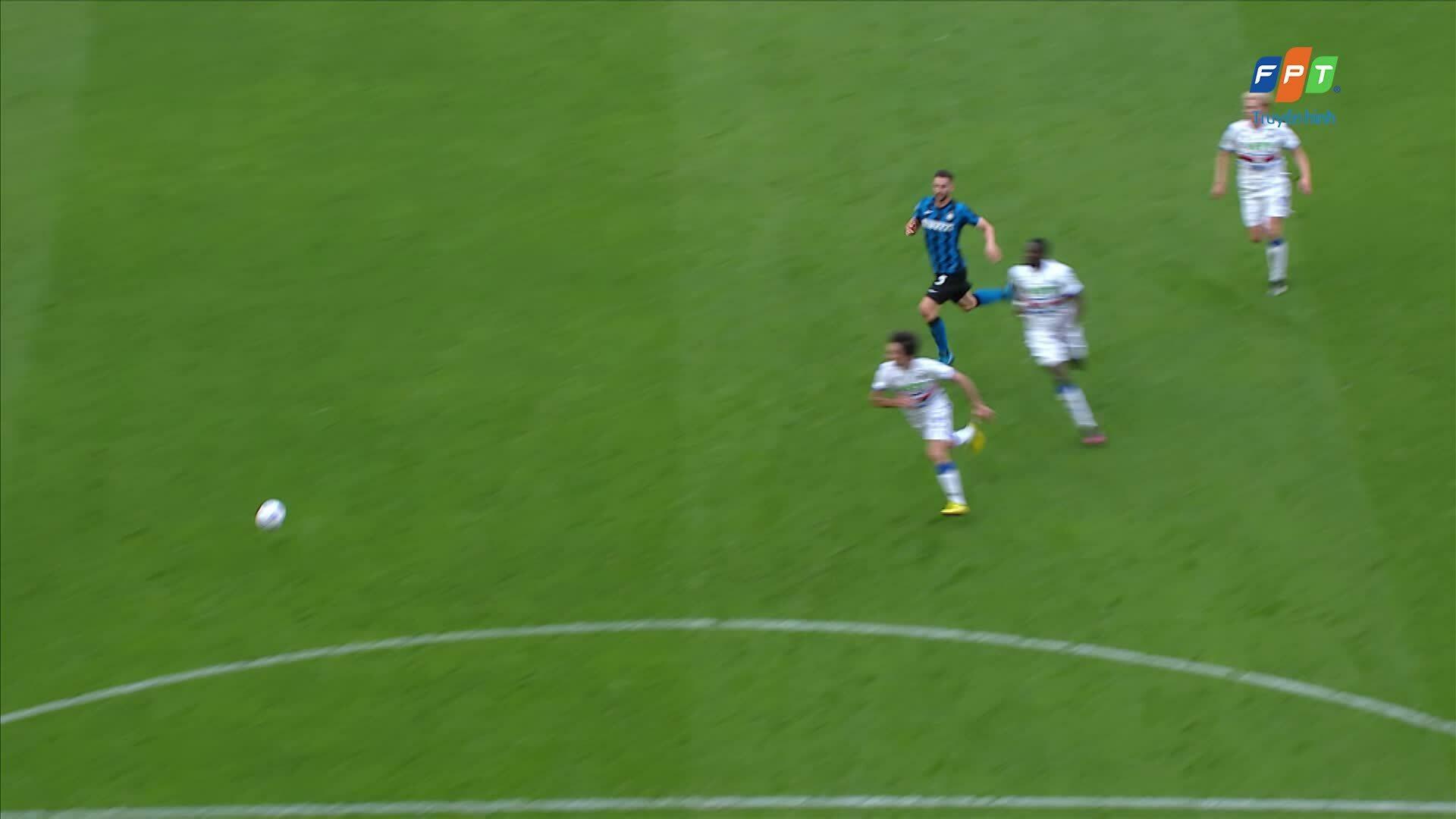 Inter 5-1 Sampdoria