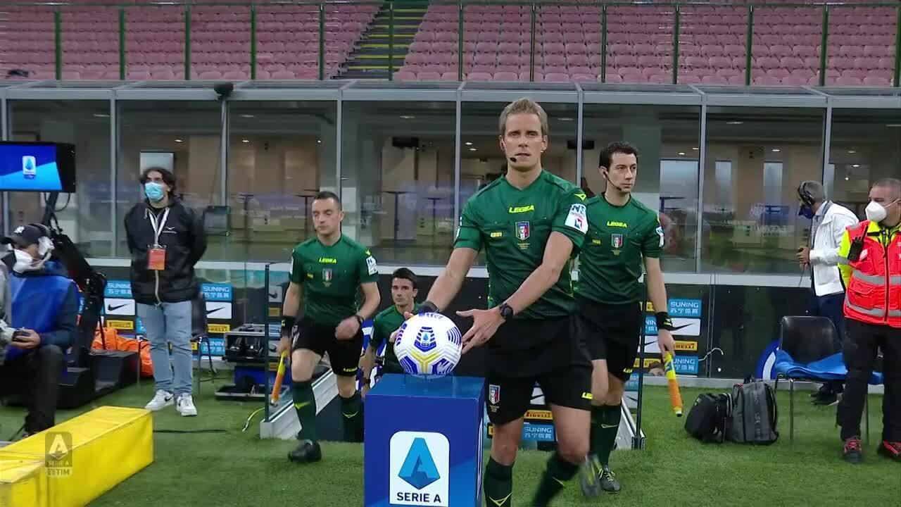 Inter 3-1 Roma