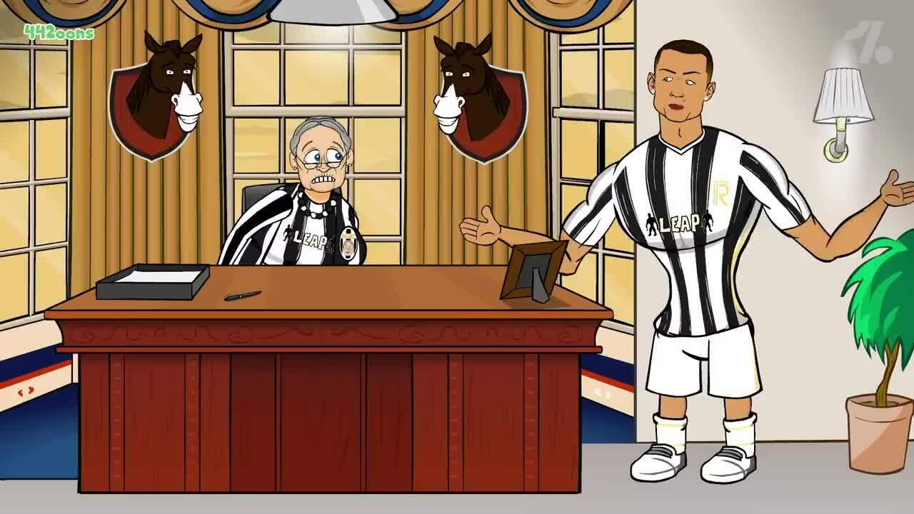 Apa yang dilakukan Ronaldo jika Juventus melewatkan 4 besar