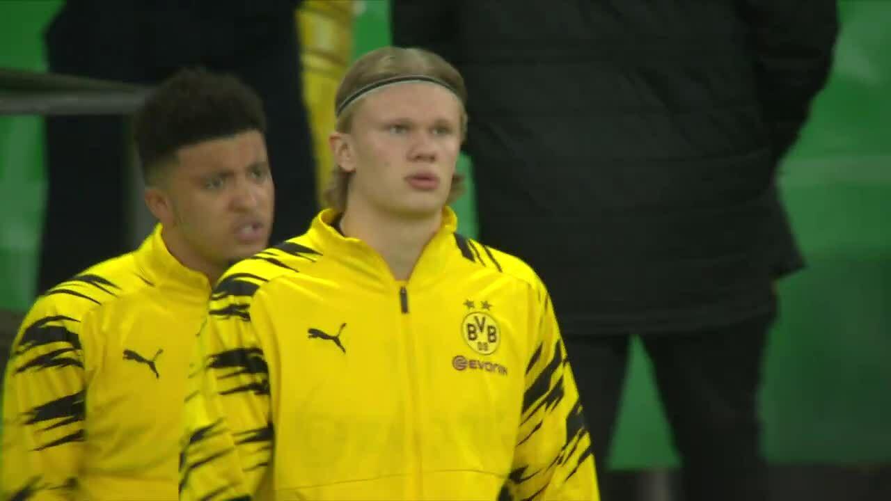 Leipzig 1-4 Dortmund