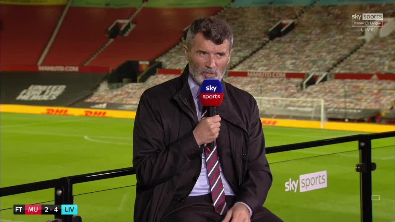 Roy Keane mengkritik Man Utd