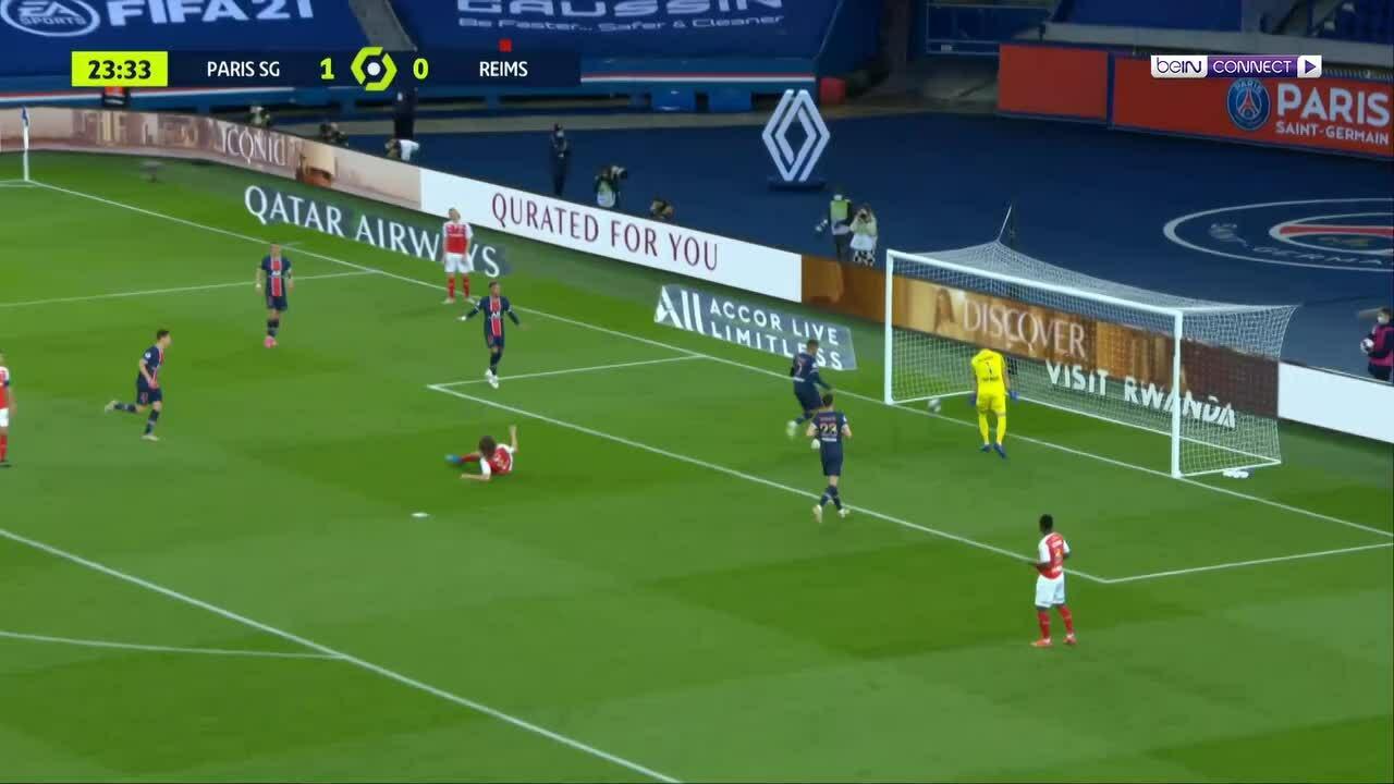 PSG 4-0 Reims