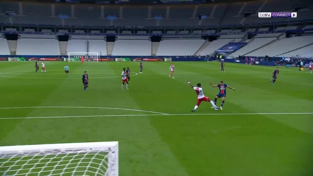 Monaco 0-2 PSG
