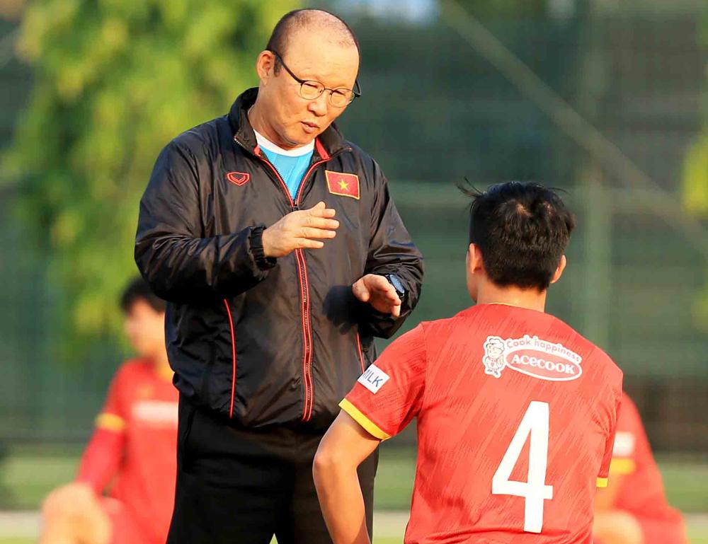 Tim Vietnam kehabisan pemain yang cedera