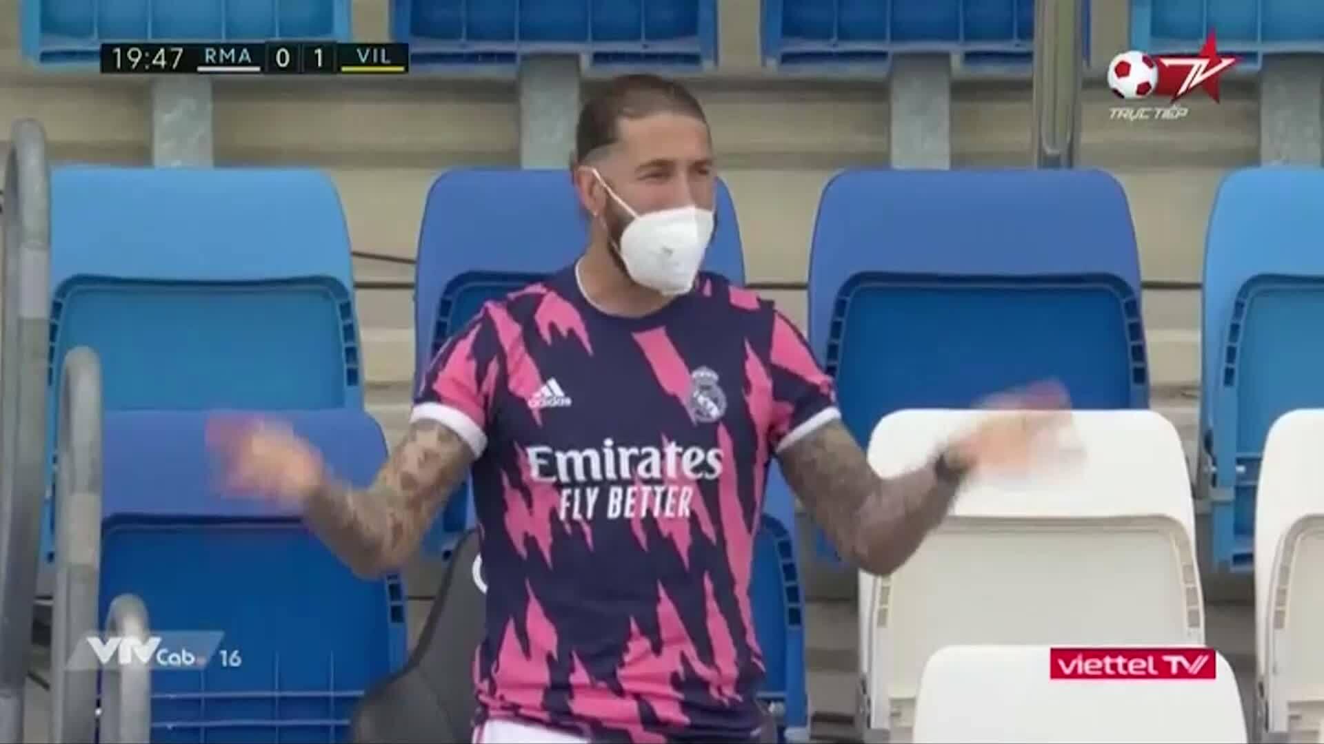 1-0 untuk Villarreal