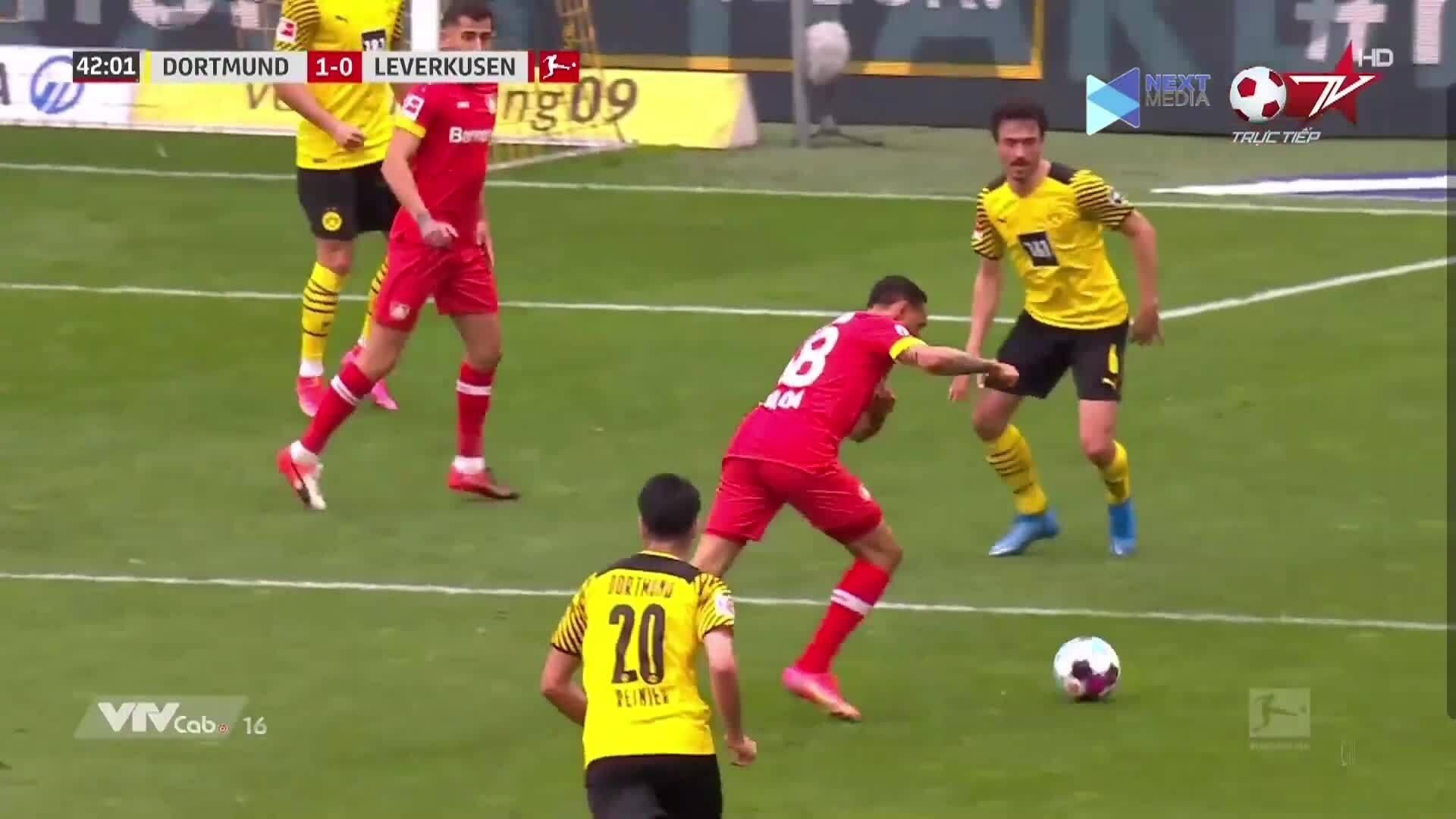 Dortmund 3-1 Leverkusen