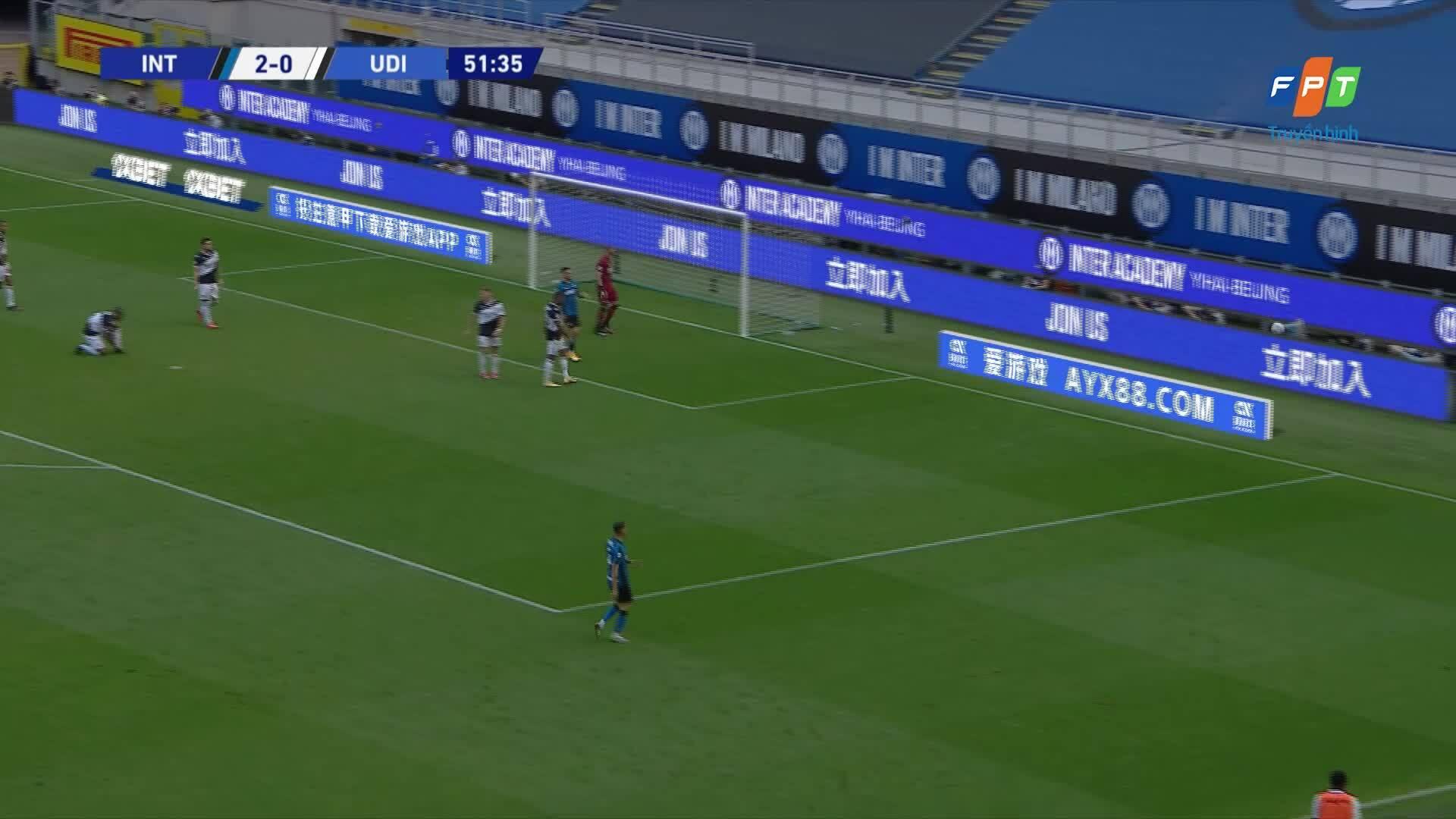 Inter 5-1 Udinese