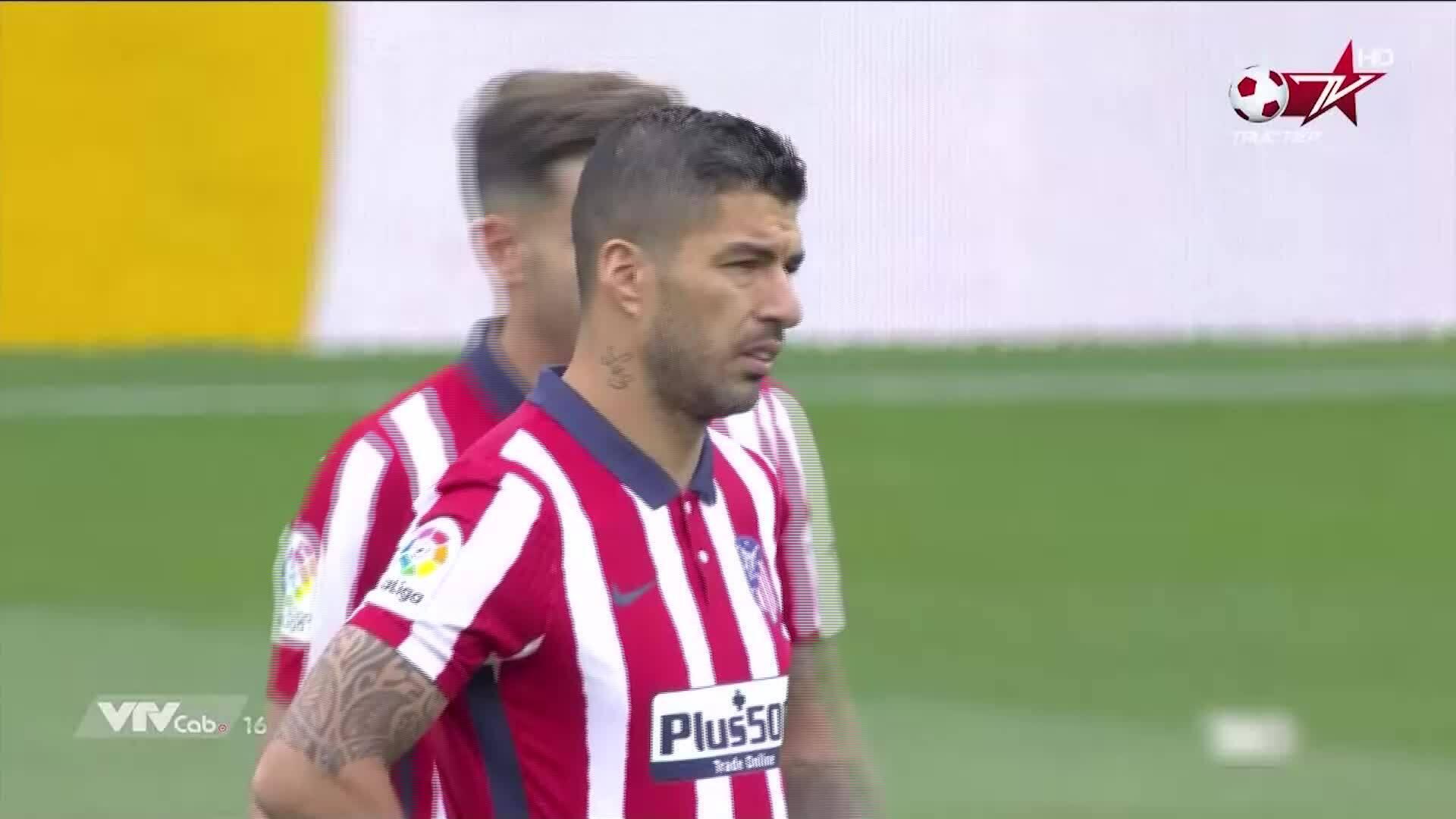 Valladolid 1-2 Atletico