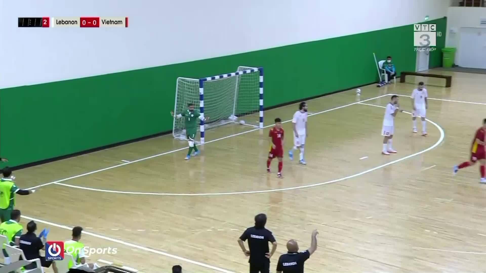 Vietnam 0-0 Lebanon