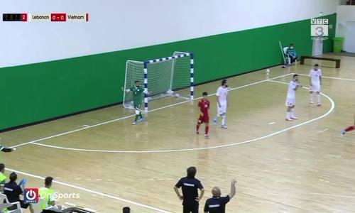 Việt Nam 0-0 Lebanon