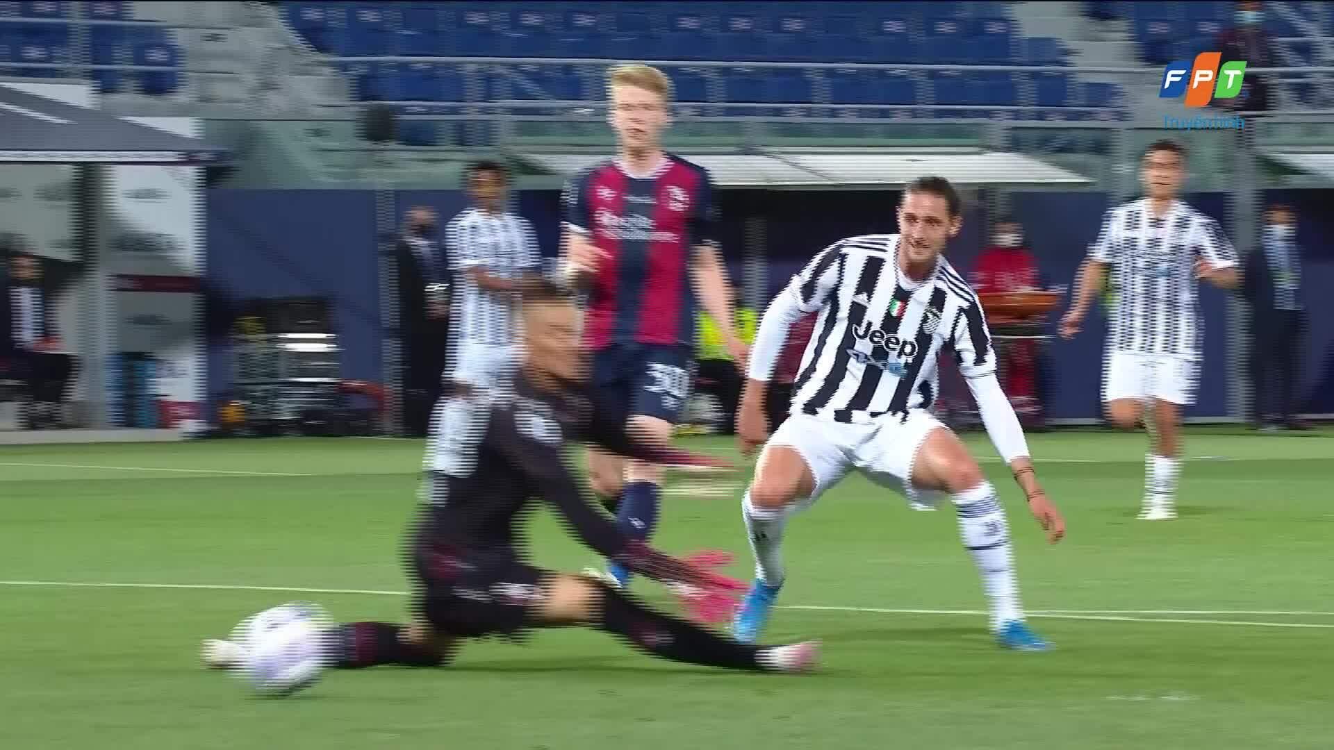 Bologna 1-4 Juventus
