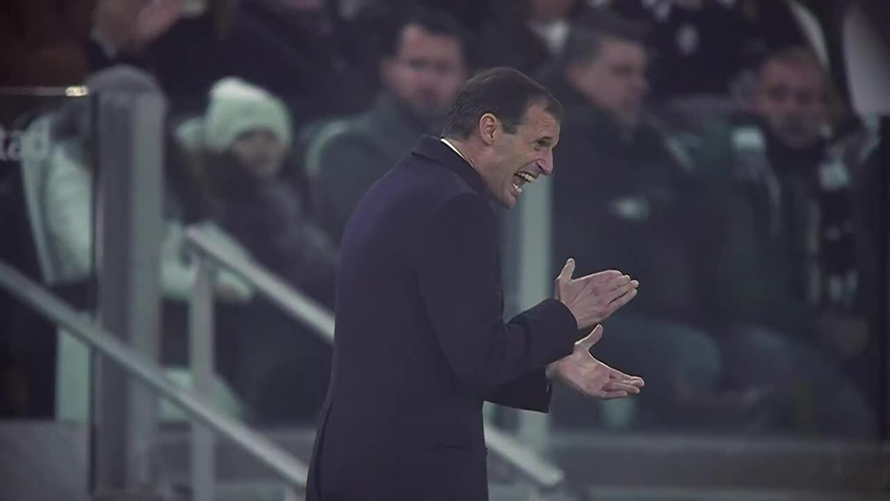 Juventus làm video chào mừng Allegri trở lại