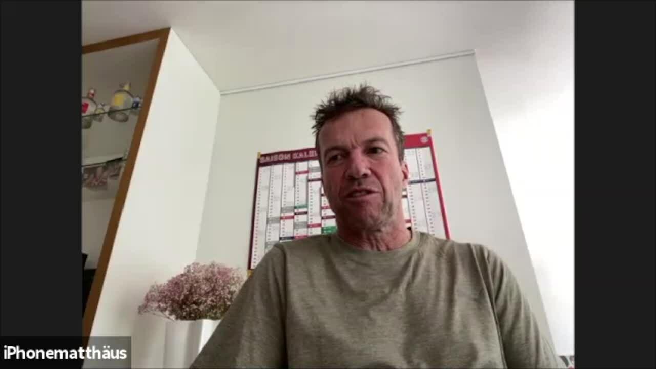 สัมภาษณ์กับ Lothar Matthaus